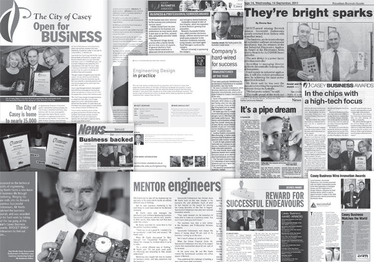 Successful-Endeavours-Newspaper-Clippings