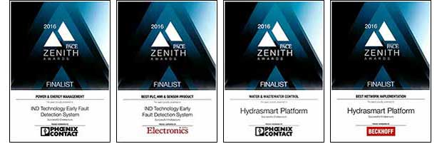 Successful Endeavours - finalists at 2016 PACE Zenith Awards
